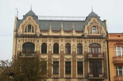 Kamienica czynszowa przy Piotrkowskiej 128, www.muzeumsecesji.pl