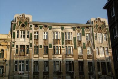 Kamienica Abrama Dudaka przy ulicy Sienkiewicza 6
