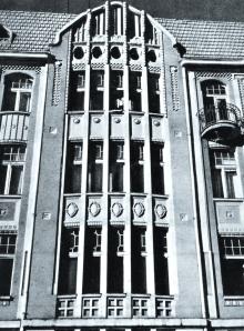 Secesja w architekturze Polskiej - Europejskie inspiracje