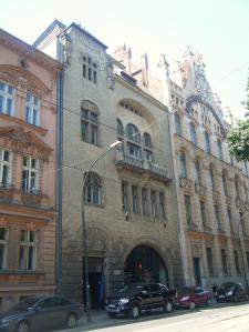 Siedziba Krakowskiego Towarzystwa Technicznego fot. Katarzyna Starzyńska