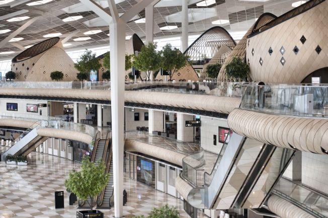 Lotnisko w Azerbejdzanie_2_fot. Kerem Sanliman