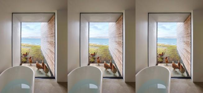 Dom wśród szkockich klifów, Dualchas Architects; www.ideadomu.pl