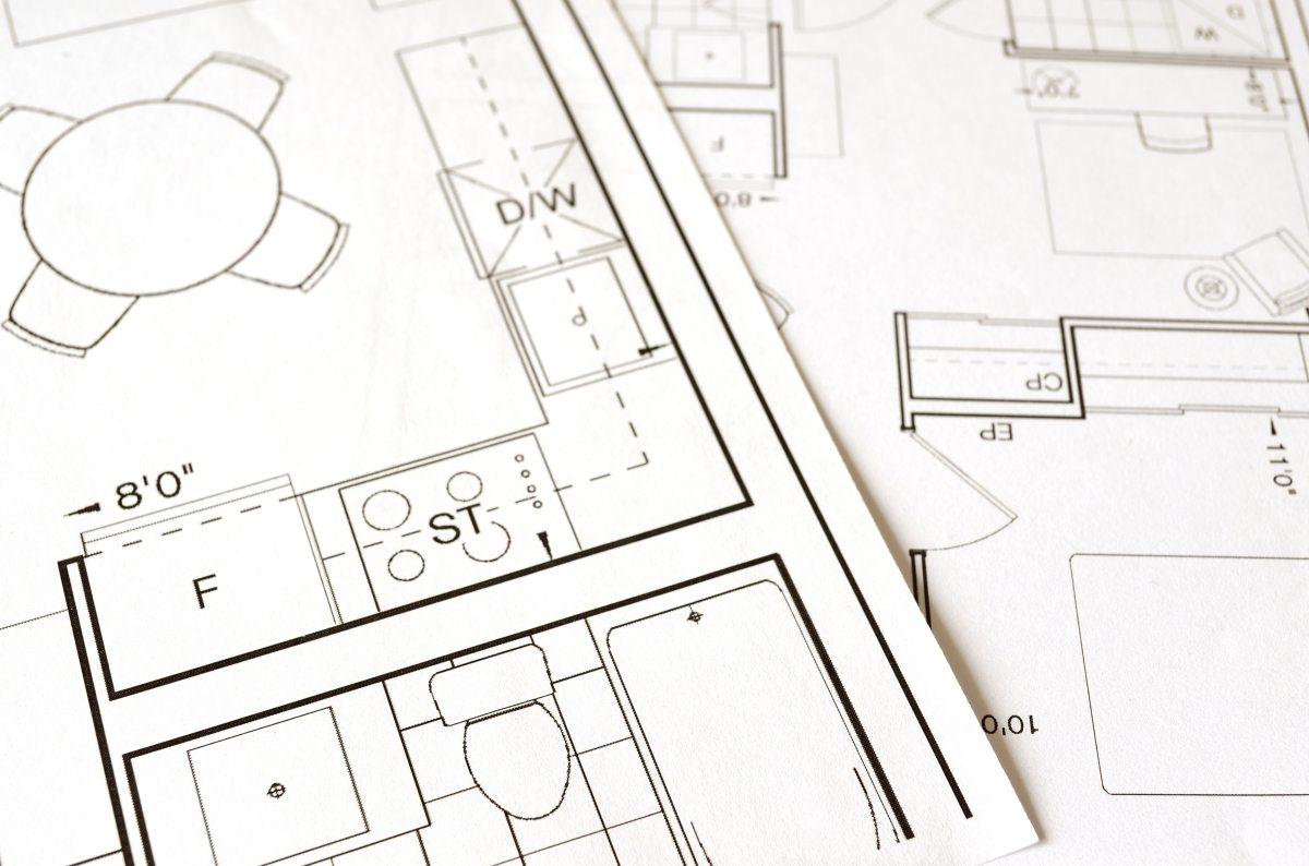 Rodzaje projektów - koncepcyjny, budowlany, wykonawczy