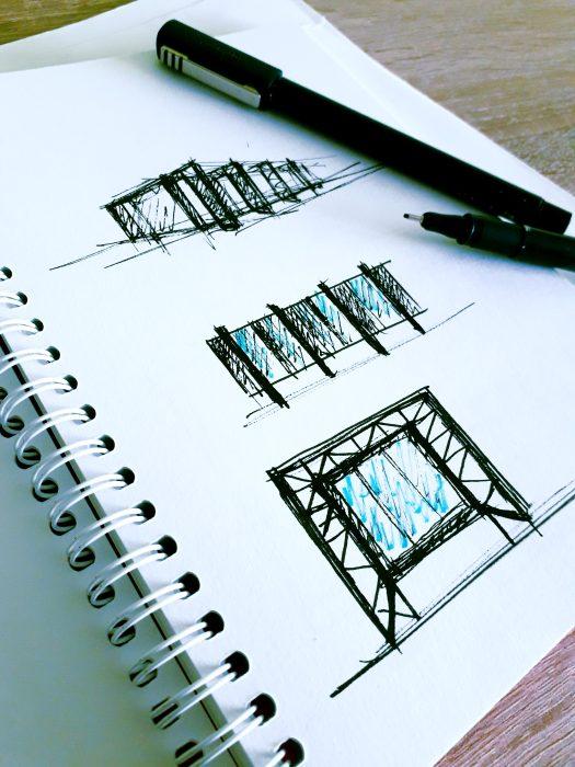 szkice_architektoniczne