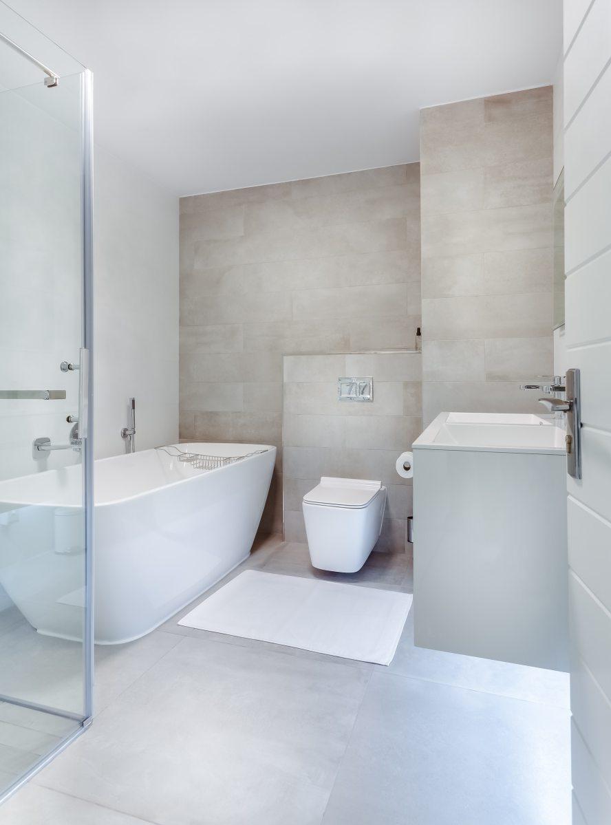 Jak dobrze zaprojektować łazienkę?