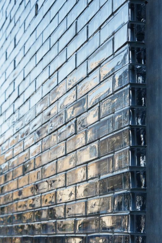 szklane cegły